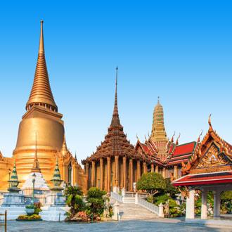 Tempel Wat Phra Kaeo Thailand