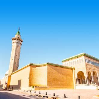 Bourguiba moskee in Tunesië