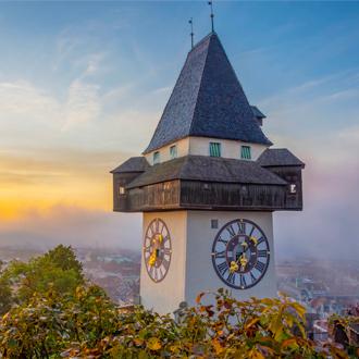 Uhrturm-am-Schlossberg-in-Graz