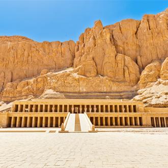 Vallei van de Koningen Luxor bij Port Ghalib in Egypte