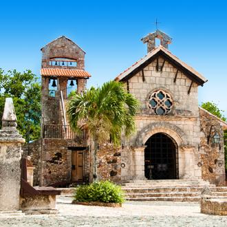 De grootste attractie van La Romana, Altos de Chavon