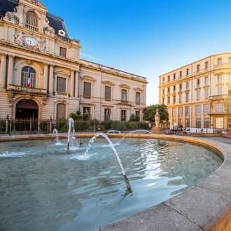 De bruisende stad Montpellier in de Languedoc