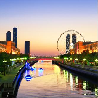 Rivier in Sharjah