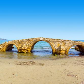 Venetiaanse brug in Argassi