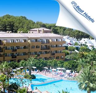 Hotel met zwembad van Best Hotels