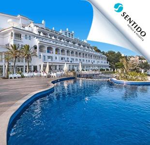 Hotel met zwembad van SENTIDO hotels & resorts