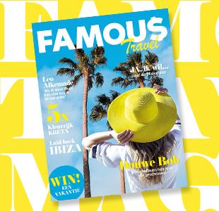 Famous Travel magazine