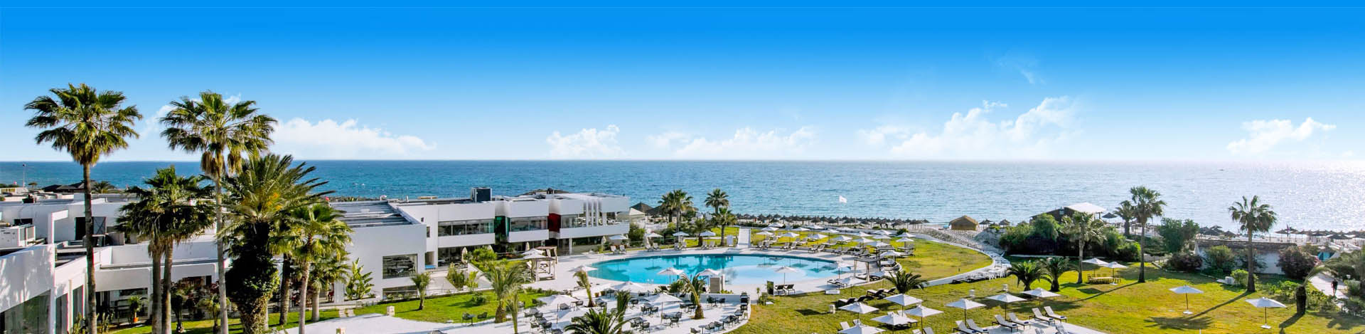 Luxe all inclusive hotel aan zee in Hammamet, Tunesië