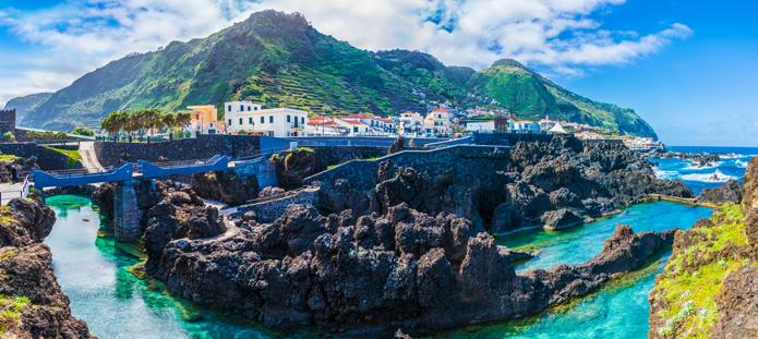 De mooiste eilanden van Europa, Madeira