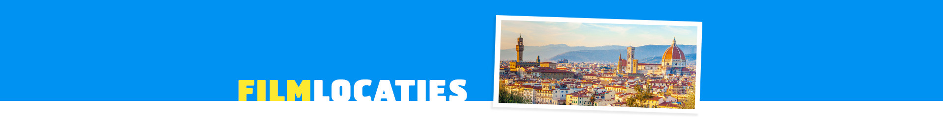 Filmlocaties Inferno in Florence