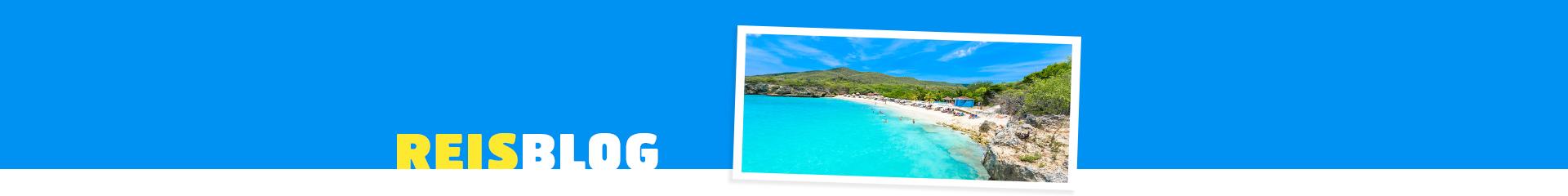 De grote Knip op het Caribische eiland Curacao