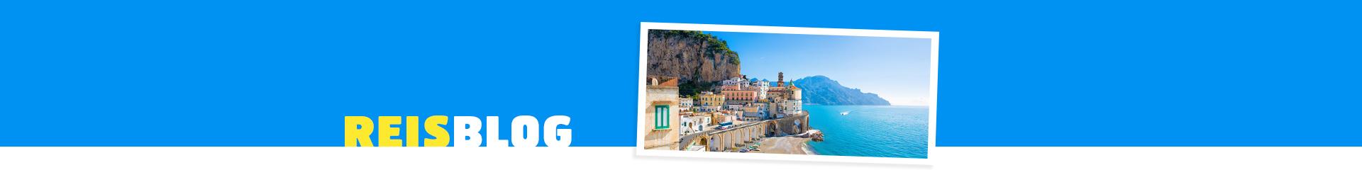 Prachtig uitzicht op de kust van Amalfi