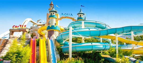 Waterpark Aqua Fantasy Resort