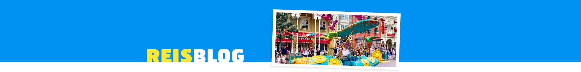Disneyland Parijs parade