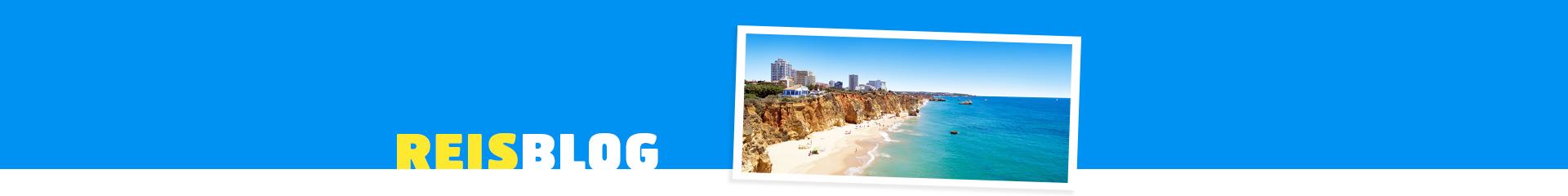 Strand in de Algarve