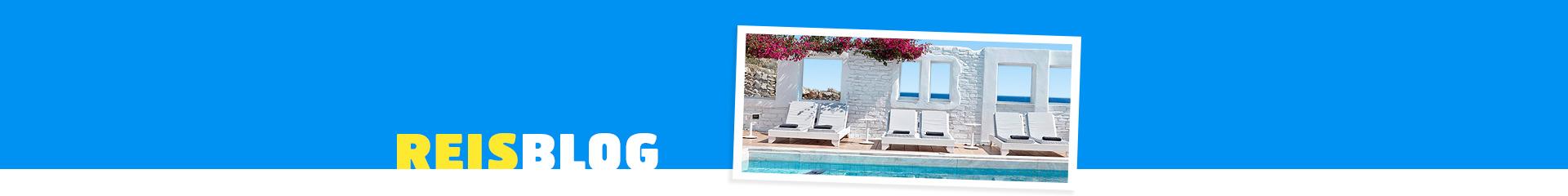 Hotel, met prachtig zwembad en uitzicht over de zee.