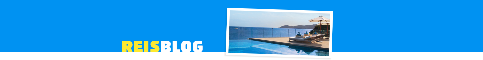Hotel met een infinity zwembad, uitkijkend over de zee en bergen