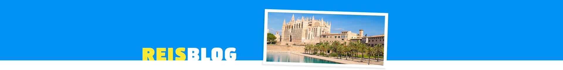 Gebouw in Mallorca