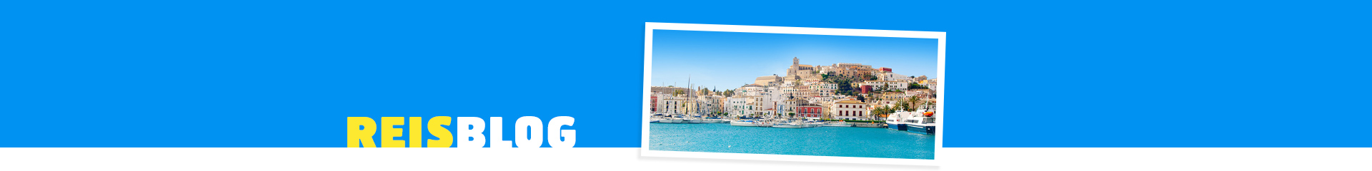 Skyline Ibiza-stad
