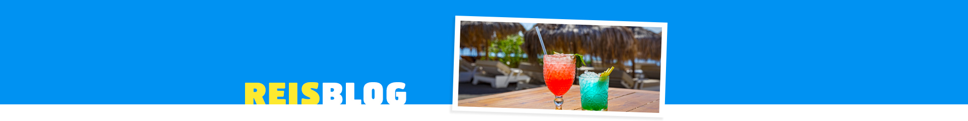 Cocktails tijdens een vakantie op Gran Canaria