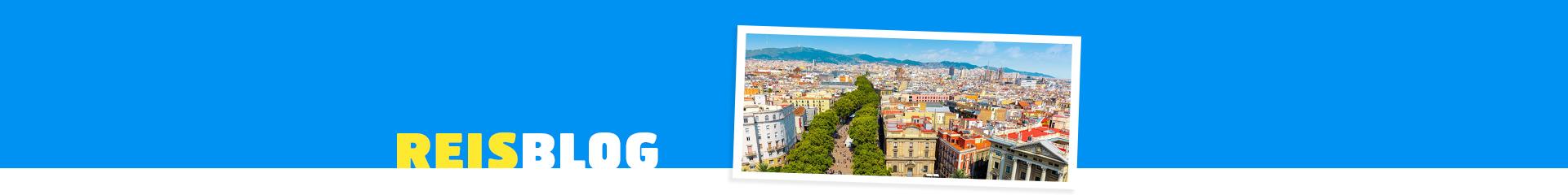 uitzicht over de stad Barcelona